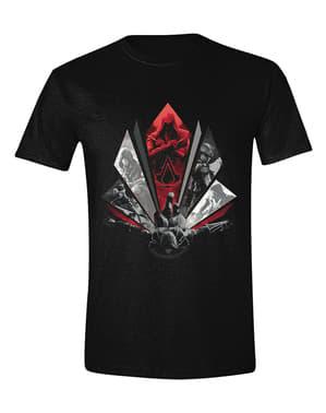 पुरुषों के लिए हत्यारे की पंथ शुगर लिगेसी टी-शर्ट