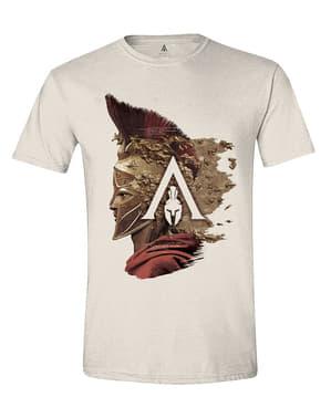पुरुषों के लिए हत्यारे की नस्ल एलेक्सिस टी-शर्ट, सफेद