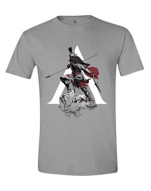 पुरुषों के लिए हत्यारे की पंथ टी-शर्ट, ग्रे