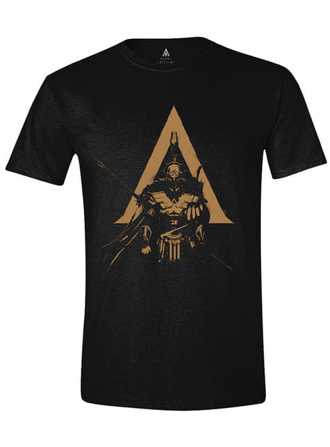 Camiseta Assassin's Creed logo para hombre