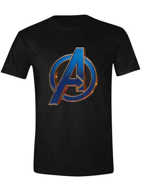 T-shirt Vingadores - Endgame para homem - Marvel