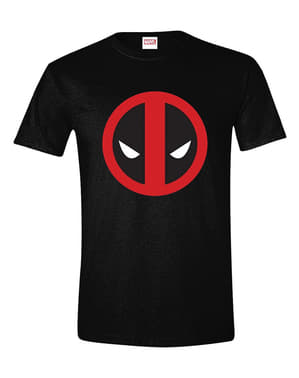Deadpool לוגו T-Shirt עבור גברים - מארוול
