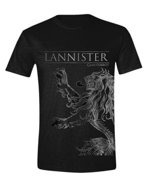 हाउस लैनिस्टर टी-शर्ट पुरुषों के लिए - गेम ऑफ थ्रोन्स