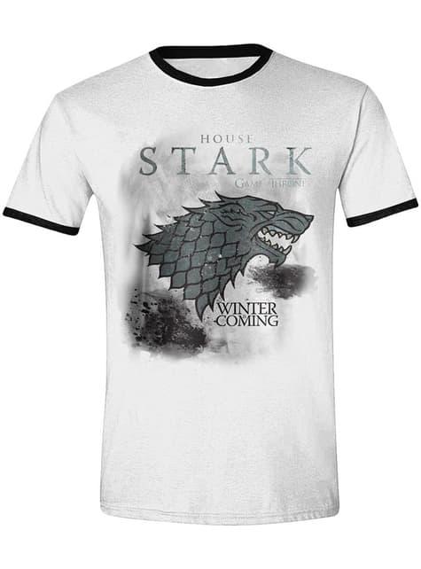 Camiseta Casa Stark para hombre - Juego de Tronos