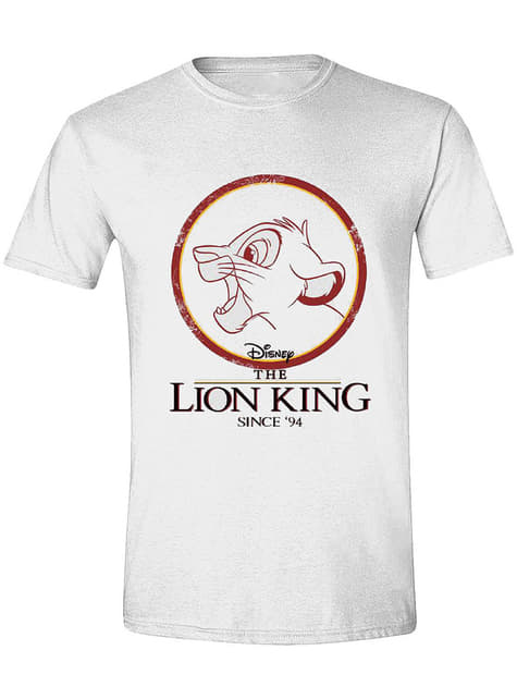 Simba T-Shirt for Men - The Lion King