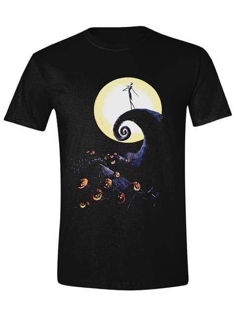 The Nightmare Before Christmas T-Shirt for Men - Disney