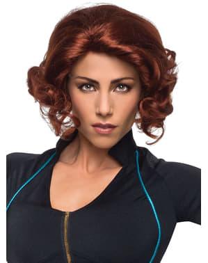 Възраст на мъже от Ultron Black Widow перука за жена