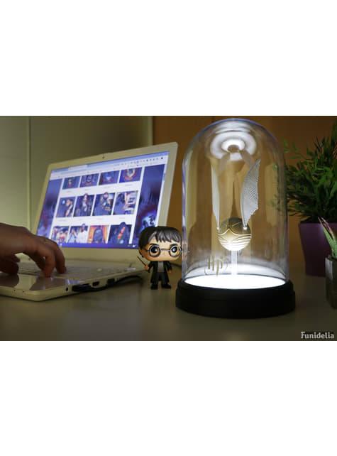Lampe Vif d'O 20 cm - Harry Potter