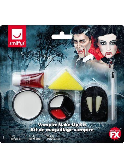 Set de maquillaje de vampiro - Carnaval