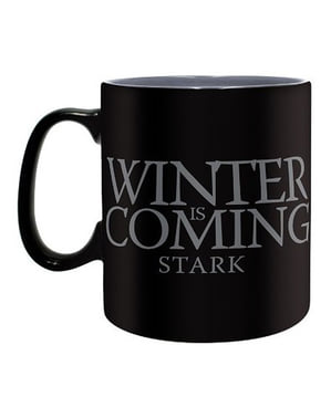 Game of Thrones Winter is Coming Tasse
