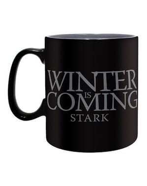 Kubek Winter is Coming Gra o Tron