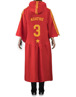 Robe Harry Potter Gryffindor Quidditch för barn (officiell replika Collectors)