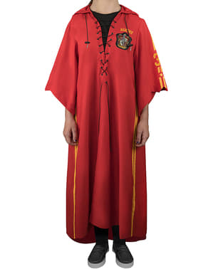 Túnica de Quidditch Gryffindor para adulto (Réplica oficial Collectors) - Harry Potter
