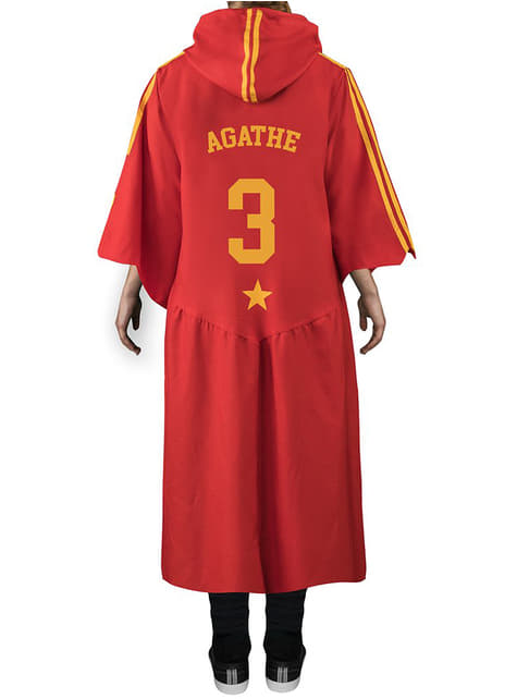 Cape Quidditch Gryffondor adulte (Réplique officielle Collectors)- Harry Potter
