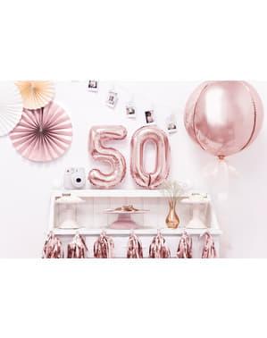 Ballon aluminium
