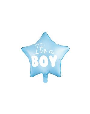Folija balon u obliku zvijezde