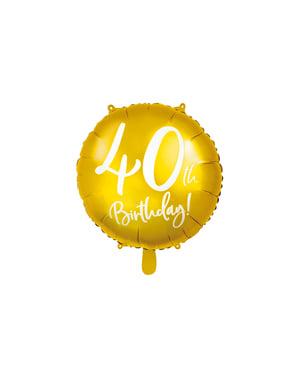 Folija balon