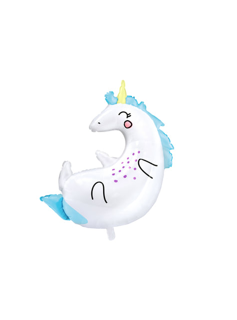 Globo de foil de unicornio de (70x75cm) - Unicorn Collection