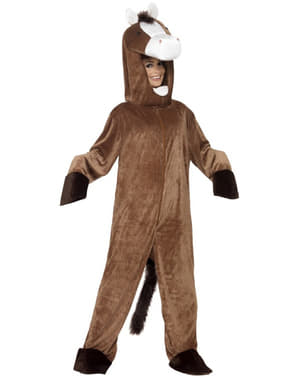 Heste kostume til voksne