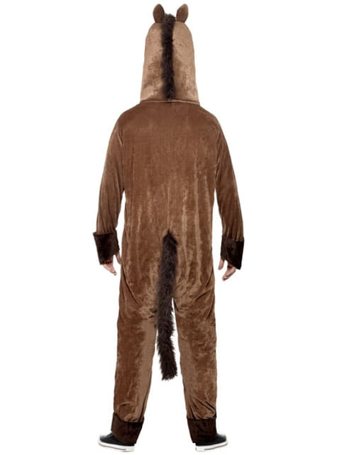Deluxe horse costume
