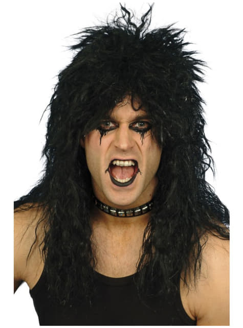 Hard Rocker wig for a man