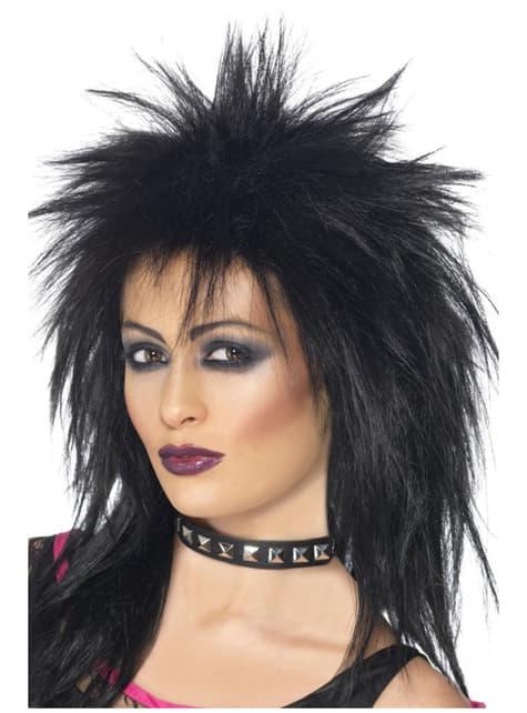 Rock Diva Perücke für Damen