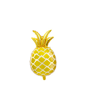 Folioilmapallo kultaisesta ananaksesta - Aloha Turquoise