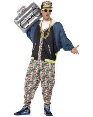 Costume da rapper per uomo
