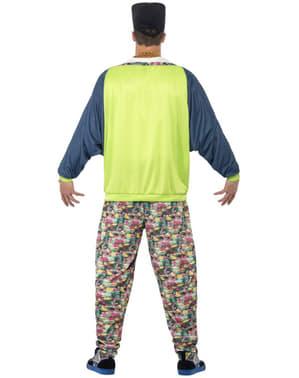 Disfraz de rapero para hombre