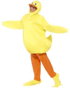 Kostým pre dospelých kačica