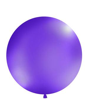 Balão gigante lavanda