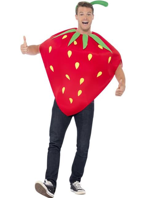 Kostium slodka truskaweczka dla dorosłych
