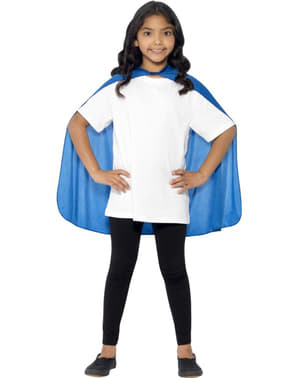 Blue Cape for Kids