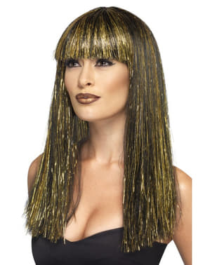 Parrucca da dea egizia