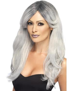 Draga siva lasulja za žensko