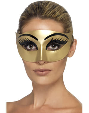 Evil cleopatra eyemask for a woman