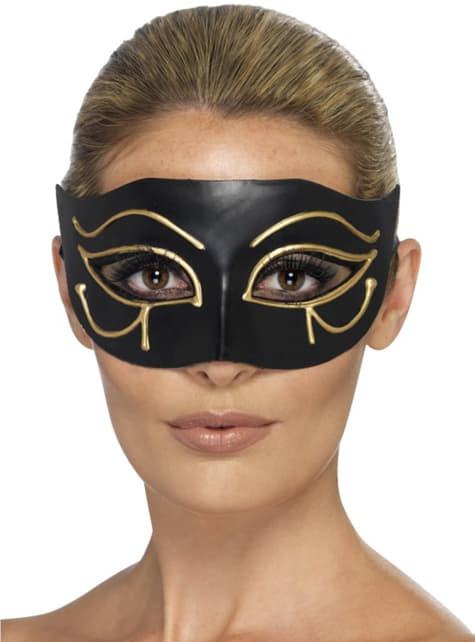 Antifaz ojos de Horus para mujer