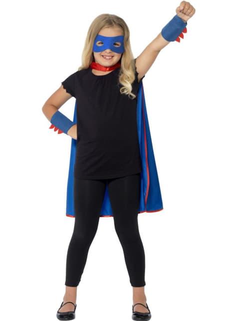 Superhero costume kit for Kids