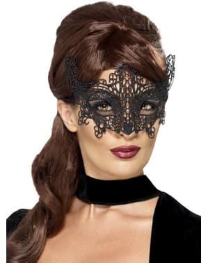 Máscara veneziana para mulher
