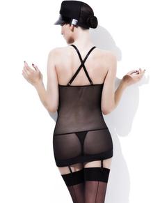 Lencería policía sensual para mujer