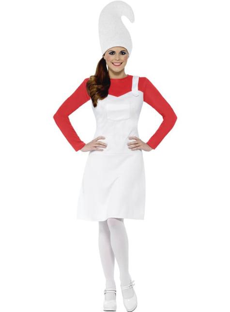 Womens Fashionable Gnome Costume