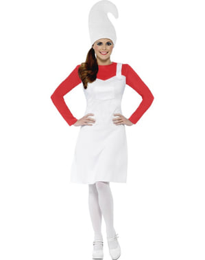 Zwergin Kostüm für Damen modisch