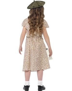 Dívčí kostým ze 40. let