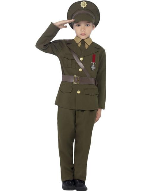 Στολή Αρχηγός Στρατού για Αγόρια