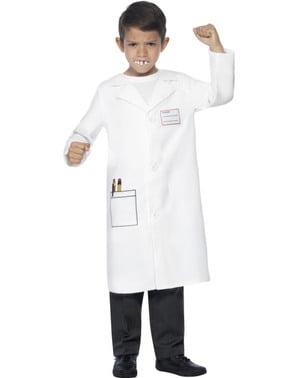 Fato de dentista para menino