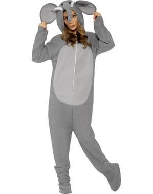 Fasjonabelt Elefant Kostyme Voksen
