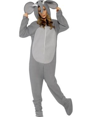 Kostým pre dospelých - slon