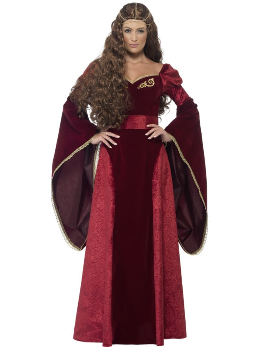 Costumi Medievali per donna. Consegna in 24h  114f4bfcb07