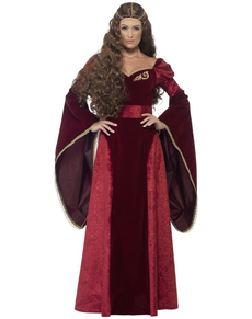 b4381765e Vestidos medievales mujer » Elige tu disfraz!