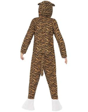 Αγόρι τίγρης κοστούμι